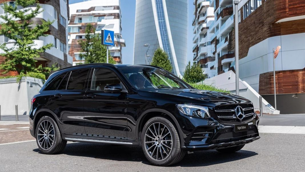 Mercedes GLC Night Edition