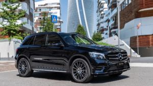 Mercedes GLC Night Edition