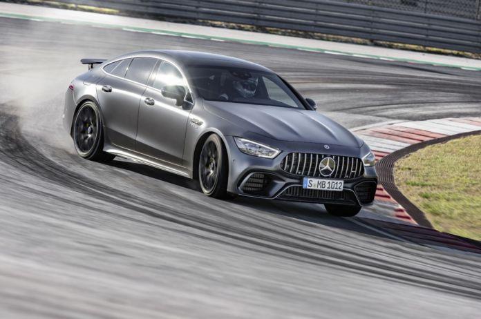 Mercedes-AMG GT 4 Coupé