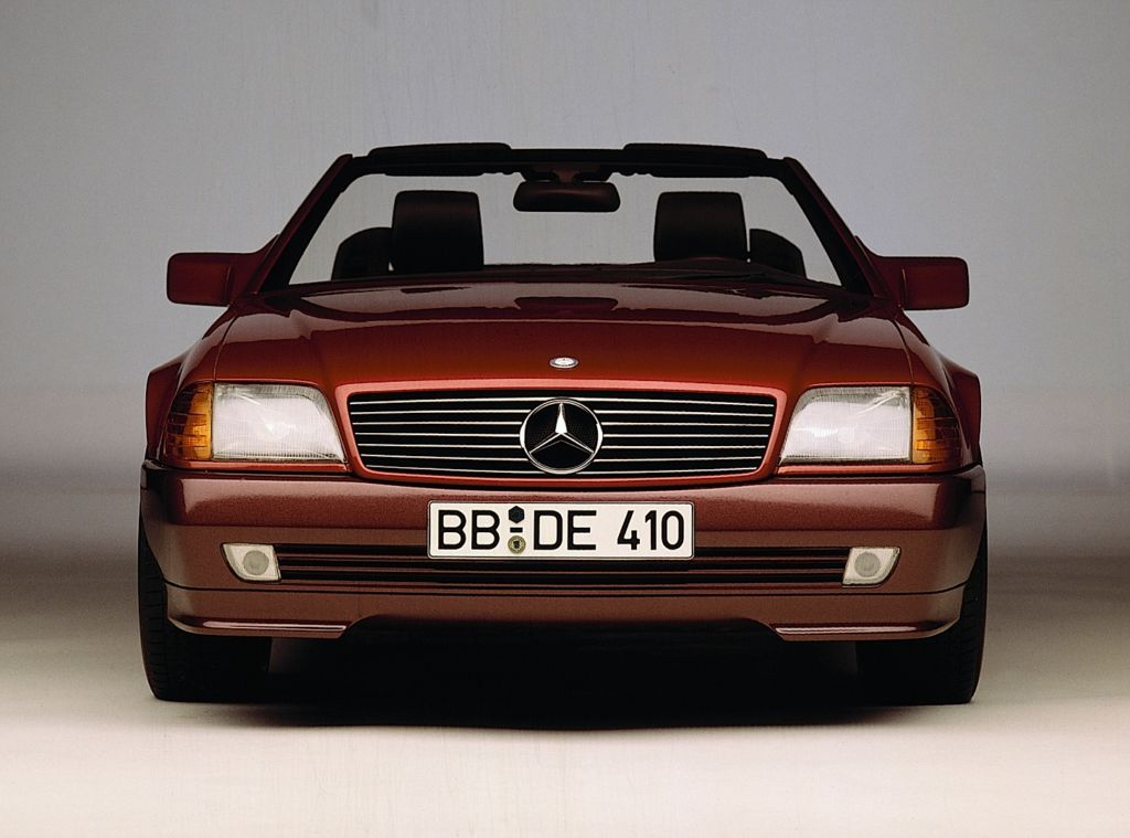 Mercedes SL Roadster R129