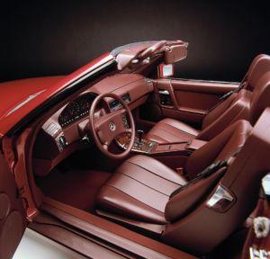 Mercedes SL Roadster R129