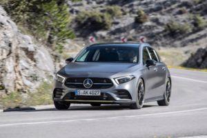 Mercedes A200 2018 richiamo