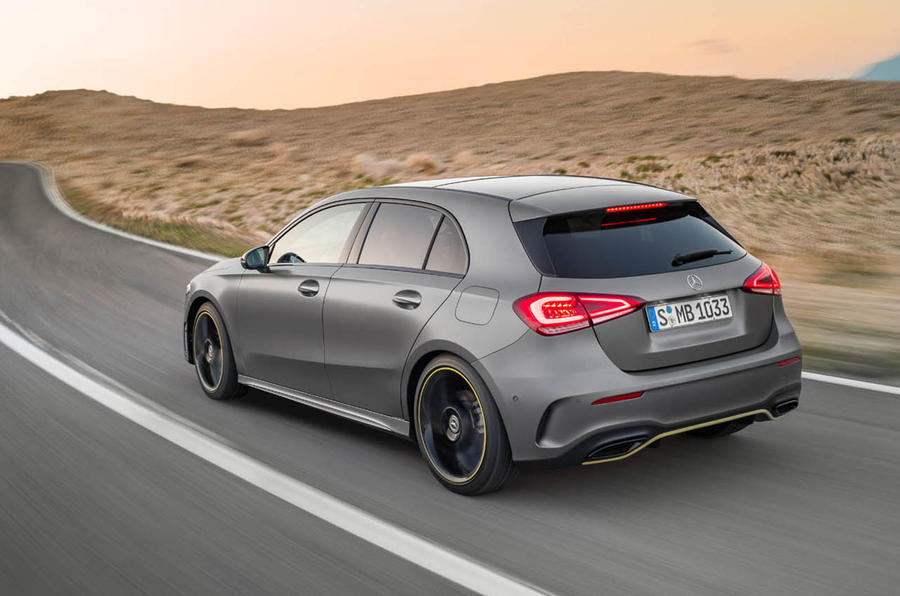 Mercedes A200 2018 richiamo