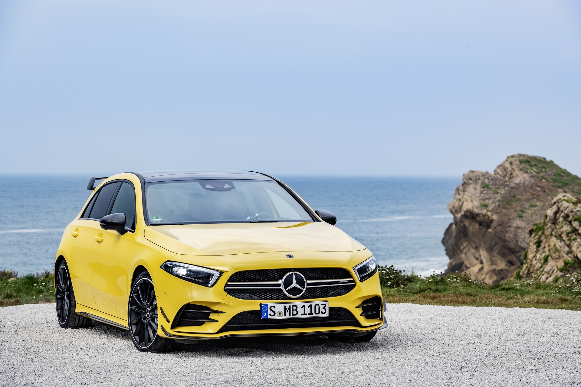 Mercedes A35 4MATIC AMG 2019