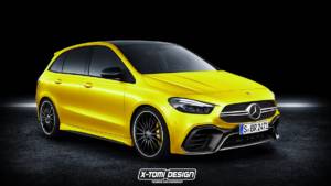 Mercedes B35 AMG 4Matic X-Tomi Design