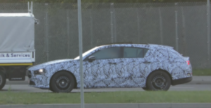 Mercedes CLA Shooting Brake 2019 video spia