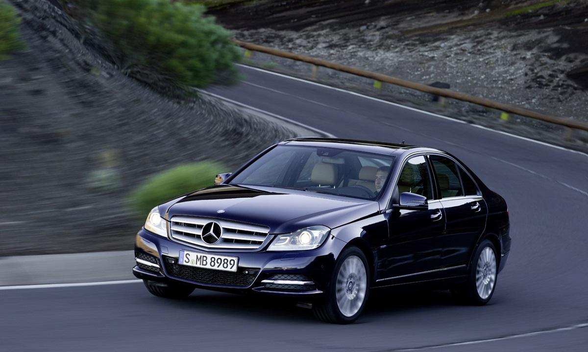 Mercedes Classe C 2012 richiamo airbag Takata
