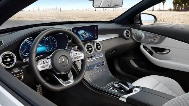 Mercedes Classe C Cabrio 2018 India