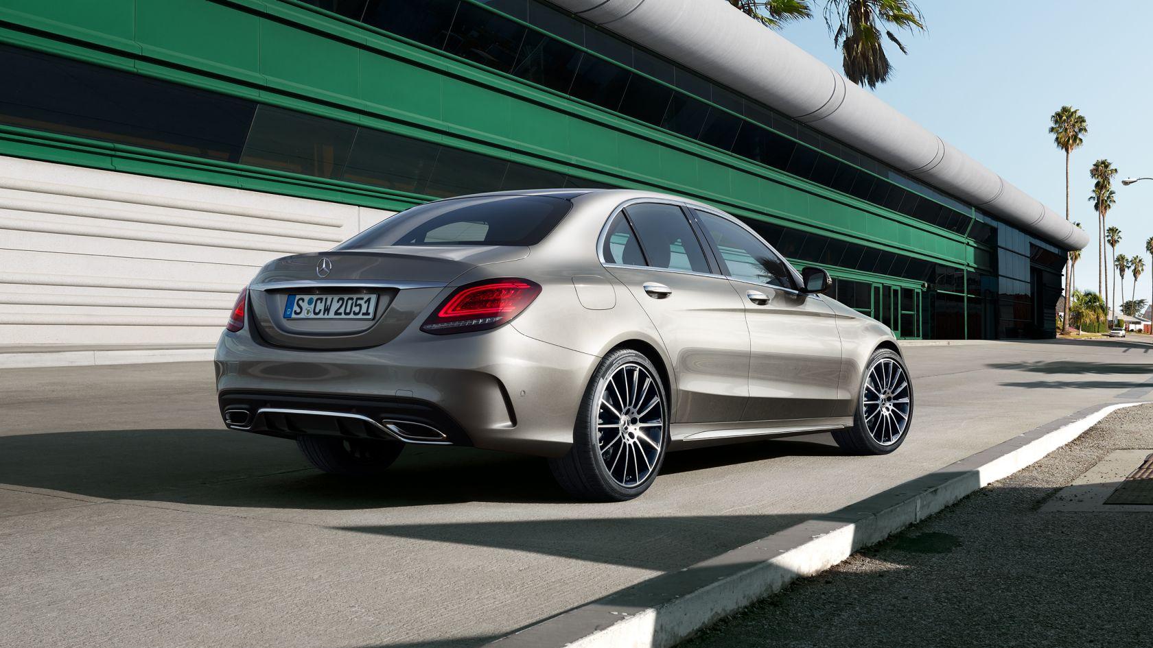 Mercedes Classe C maggior successo