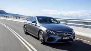Mercedes Classe E richiamo Australia