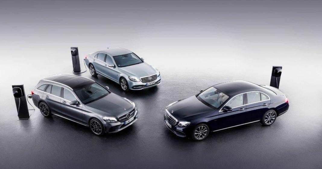 Mercedes EQ power