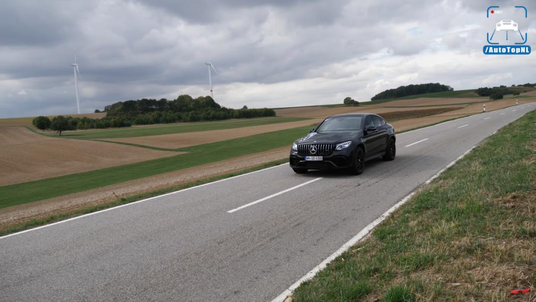 Mercedes GLC 63 S Coupé AMG GAD Motors