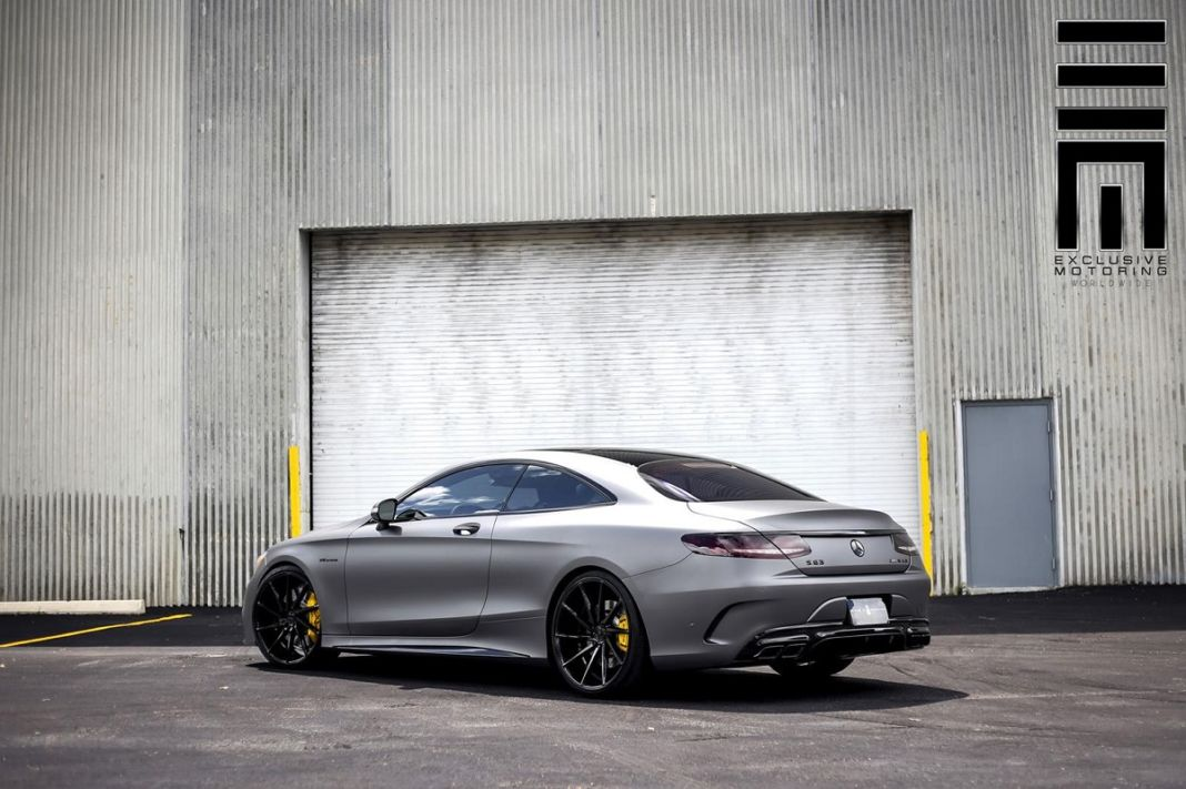 Mercedes S63 AMG richiamo Australia