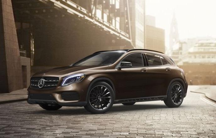 Mercedes novità fine 2018 e 2019