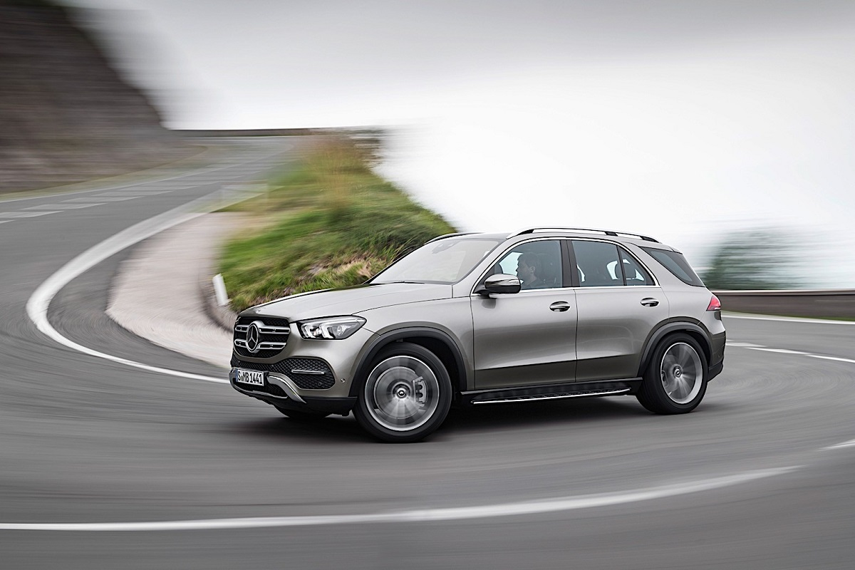 Nuovo Mercedes GLE Europa diesel