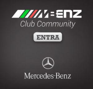 Club Mercedes Banner