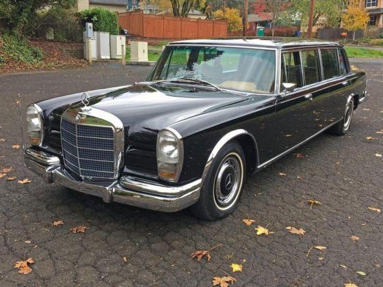 Mercedes 600 Pullman vendita