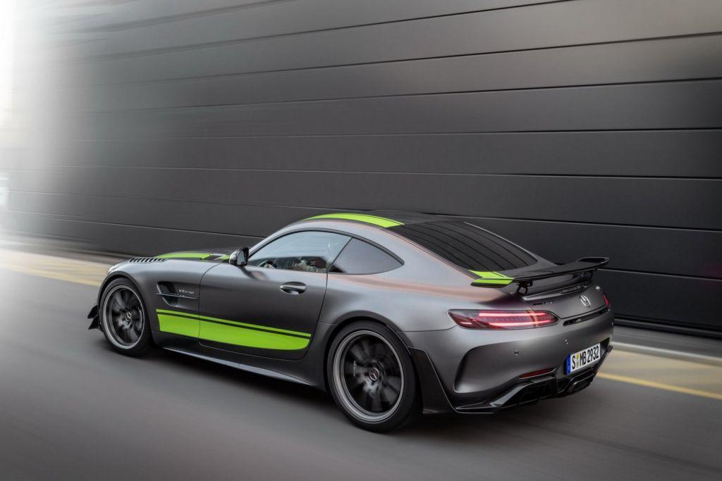 Mercedes-AMG GT Black Series conferma CEO