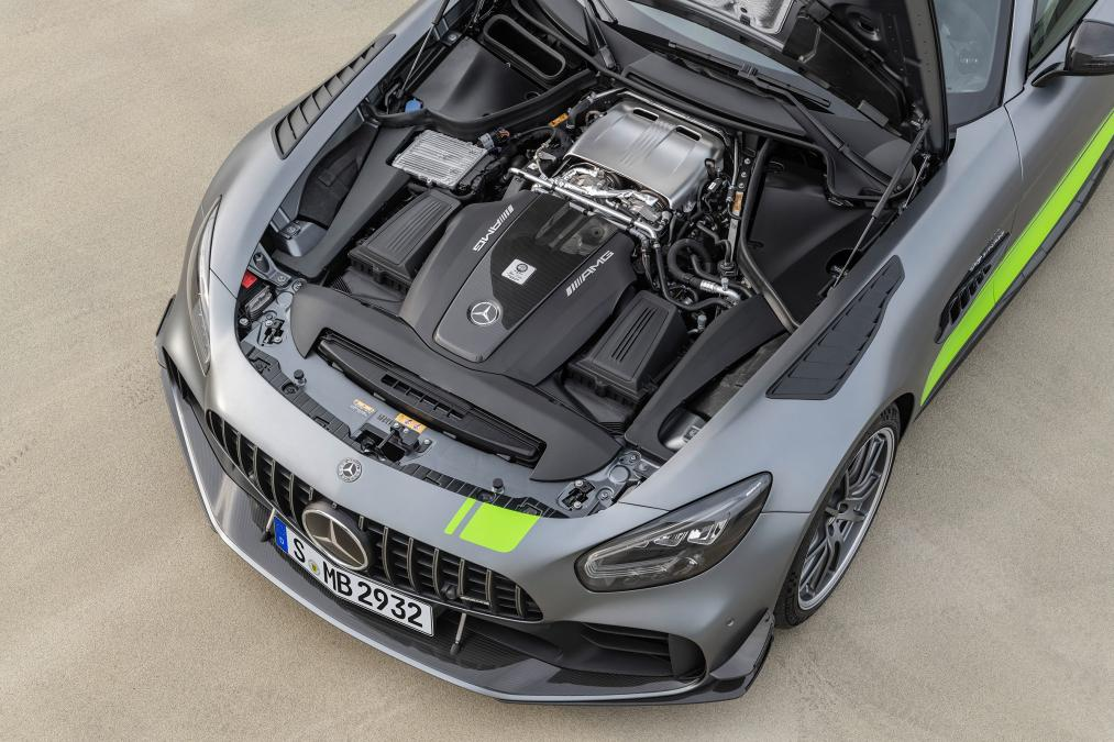 Mercedes-AMG GT R Pro ufficiale