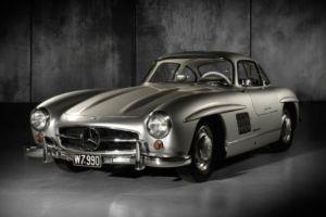 Mercedes-Benz 300 SL Gullwing 1955