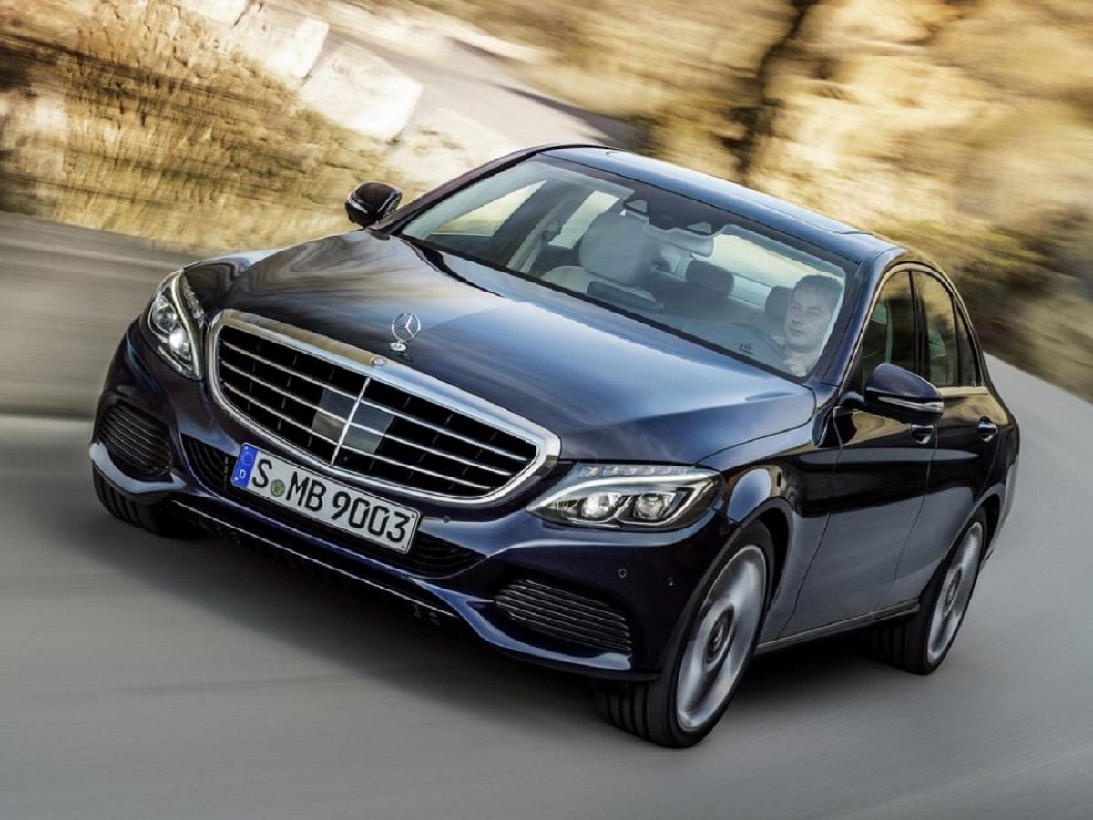 Mercedes C300 Hybrid e C350e richiamo