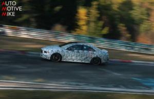 Mercedes CLA 35 AMG Nurburgring prototipo