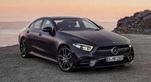 Mercedes CLS 2019 prezzi USA