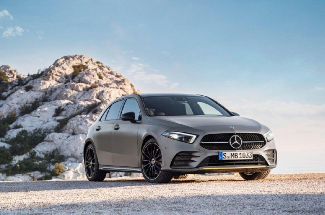 Mercedes Classe A finalista Car of the Year 2019