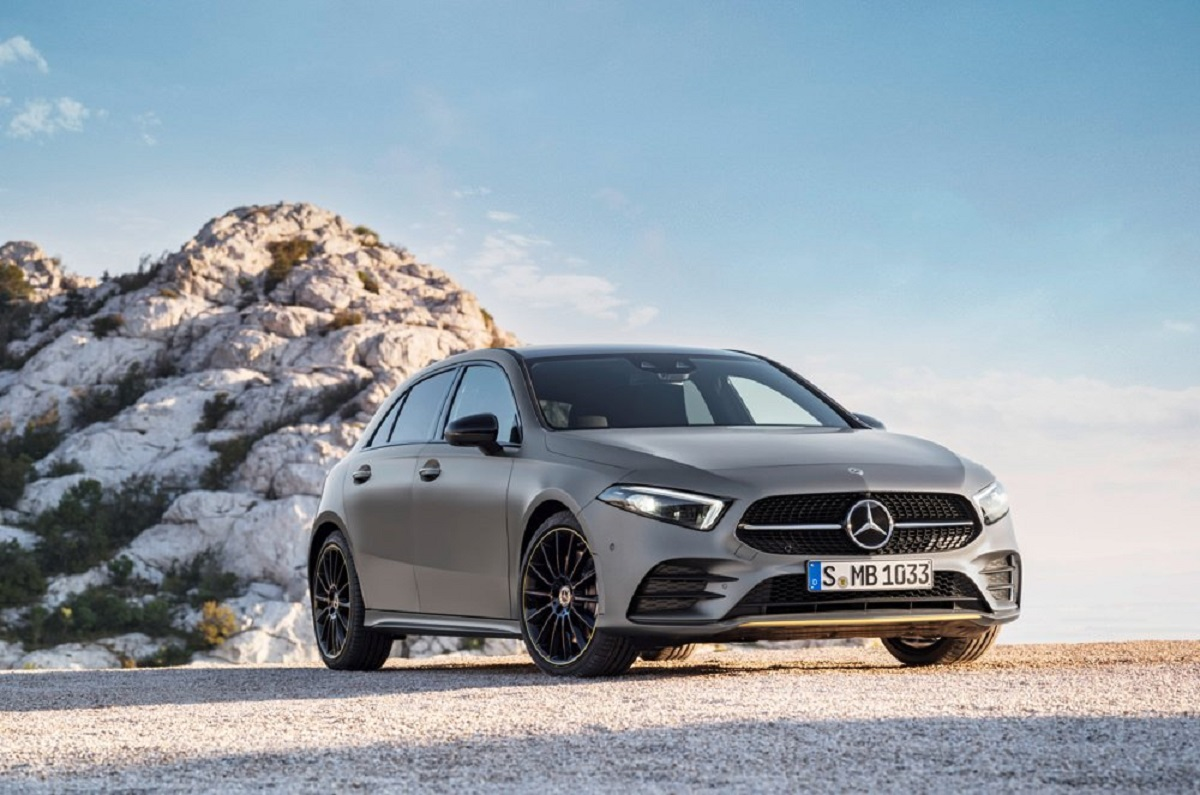Mercedes Classe A finalista Car of the Year 2019