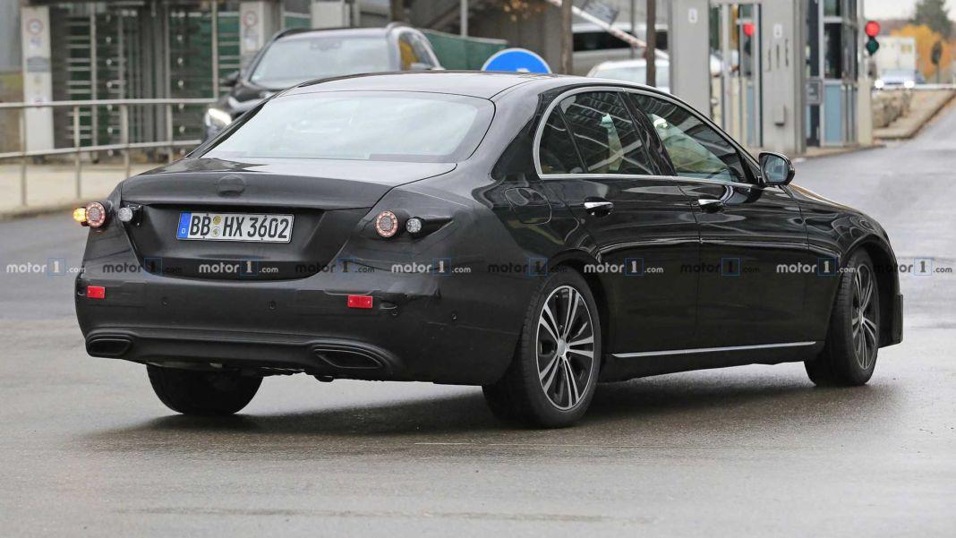 Mercedes Classe E Sedan