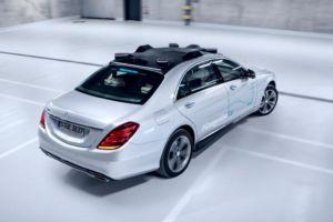 Mercedes Co-operative Car concept