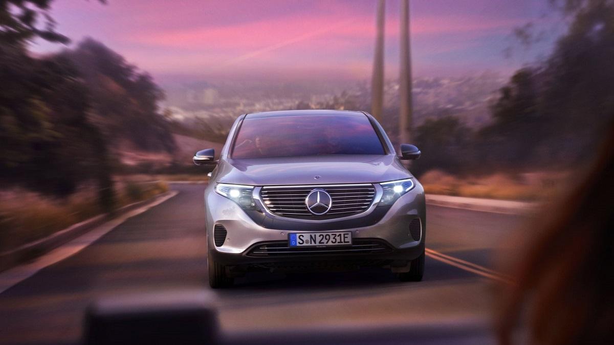 Mercedes EQC primavera 2019