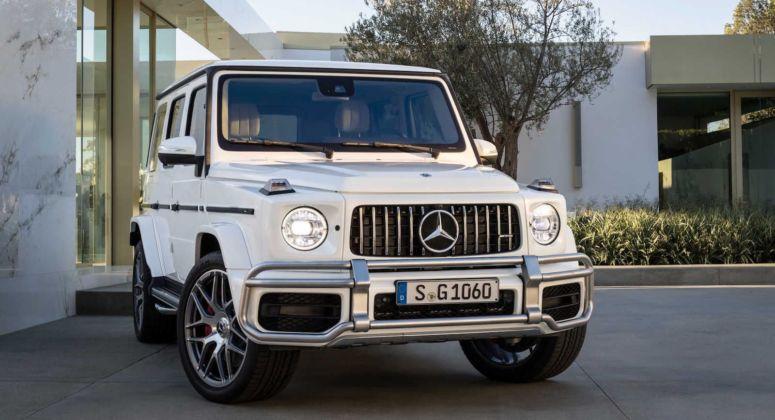 Mercedes G 63 AMG prezzo USA