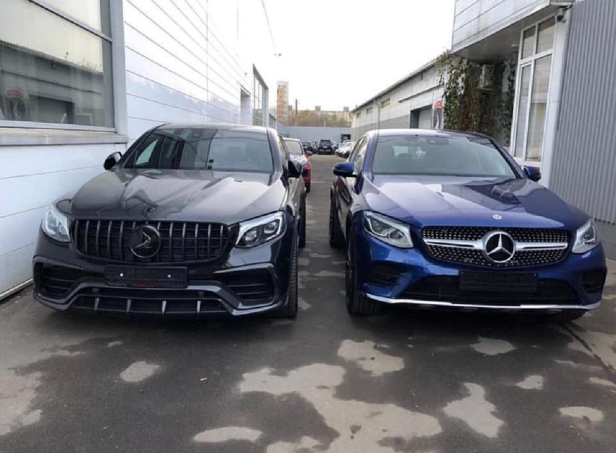 Mercedes GLC Coupé TopCar