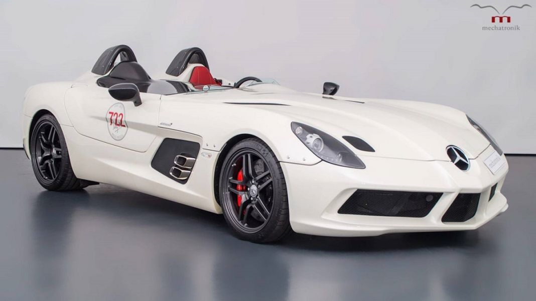 Mercedes SLR McLaren Stirling Moss vendita Germania