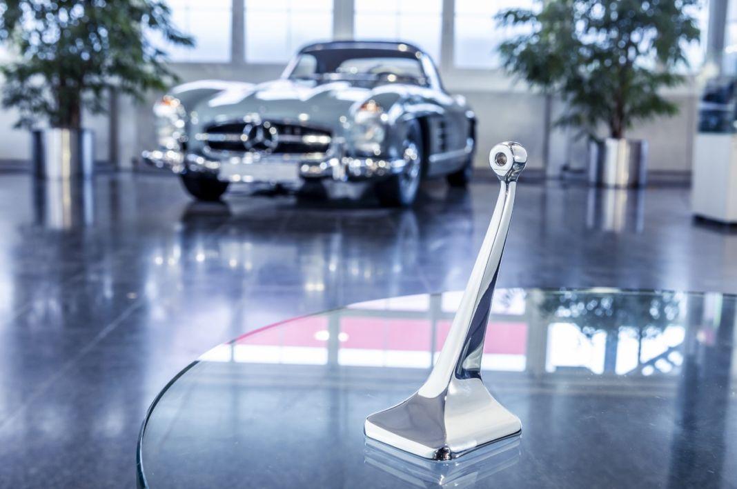 Mercedes ricambi auto epoca stampa 3D