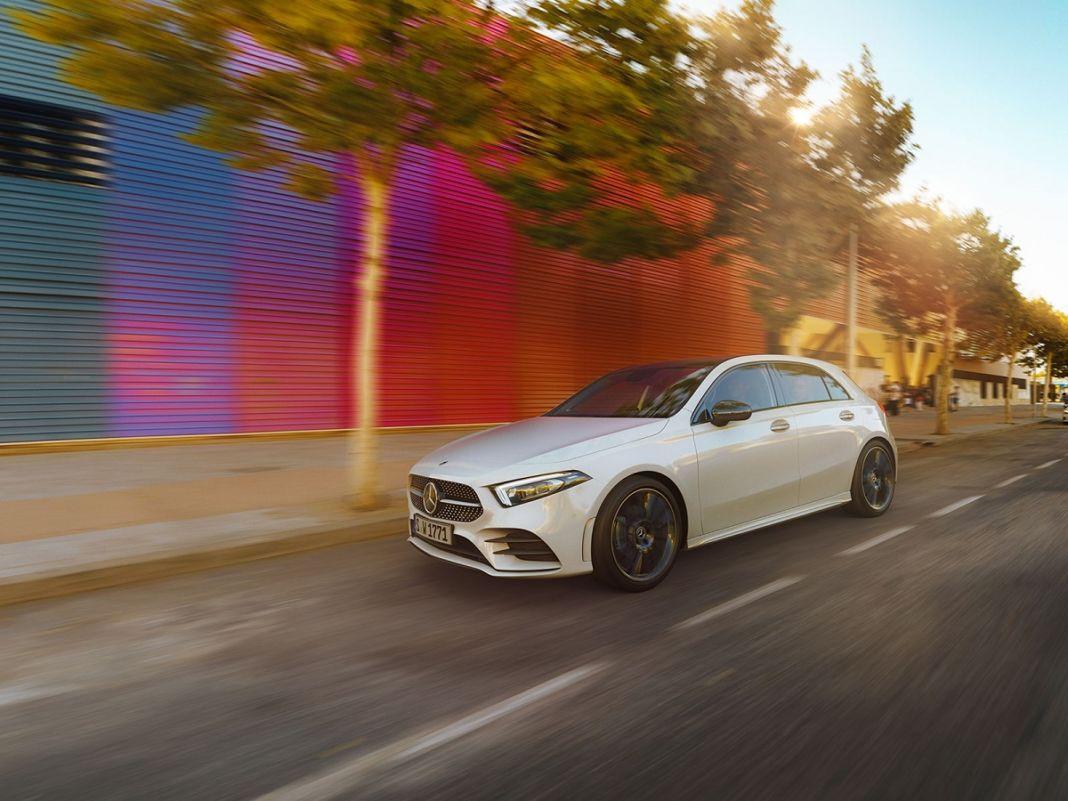Nuova Mercedes Classe A Brasile