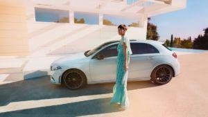 Nuova Mercedes Classe A certificazione RDE