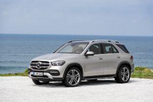 Nuovo Mercedes GLE Germania