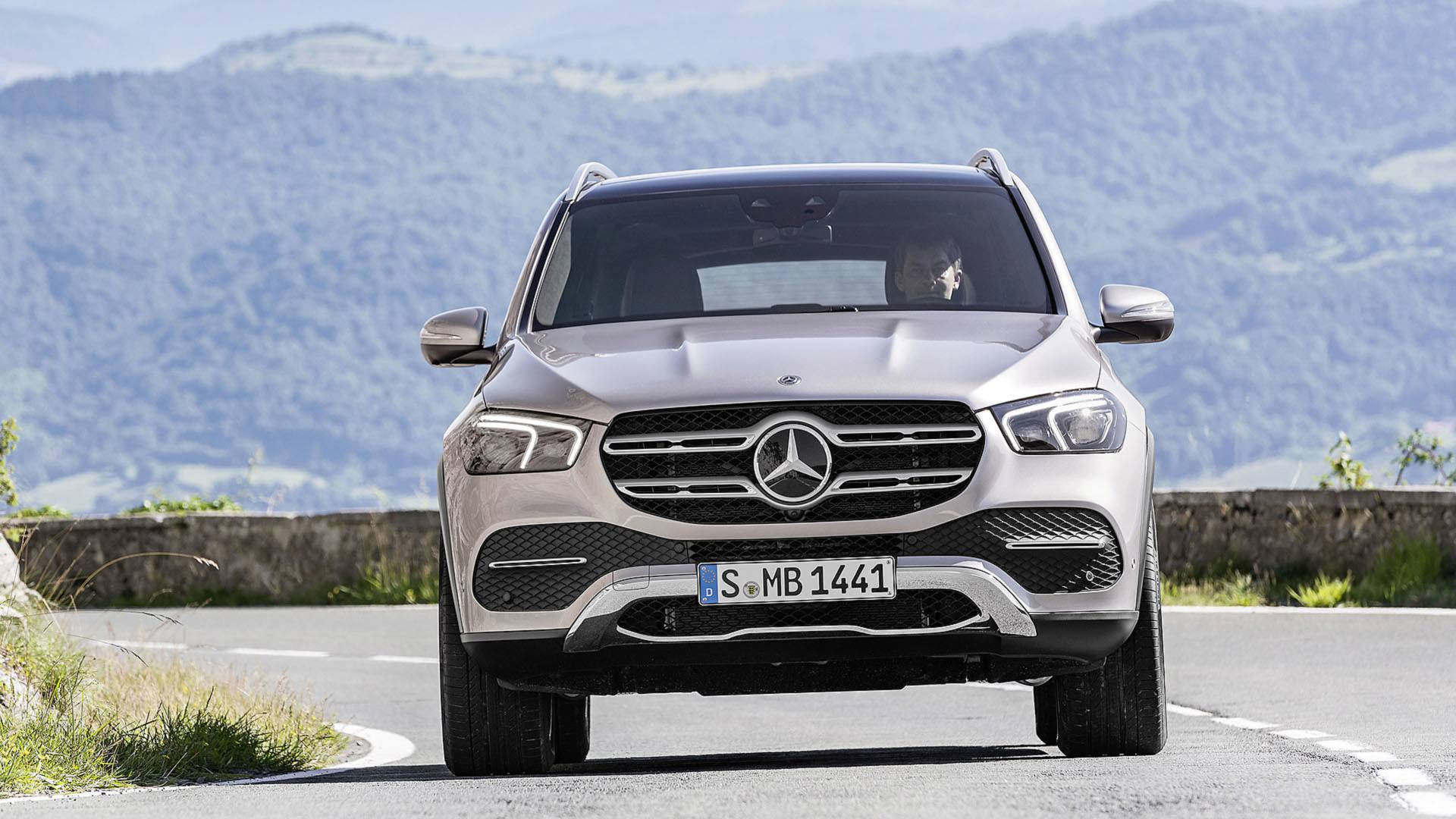 Nuovo Mercedes GLE Germania