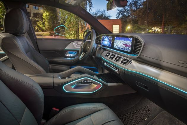 Nuovo Mercedes GLE dettagli