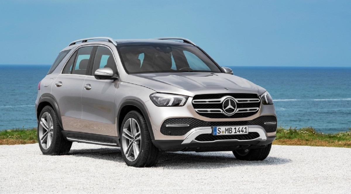 Nuovo Mercedes GLE prezzi Spagna