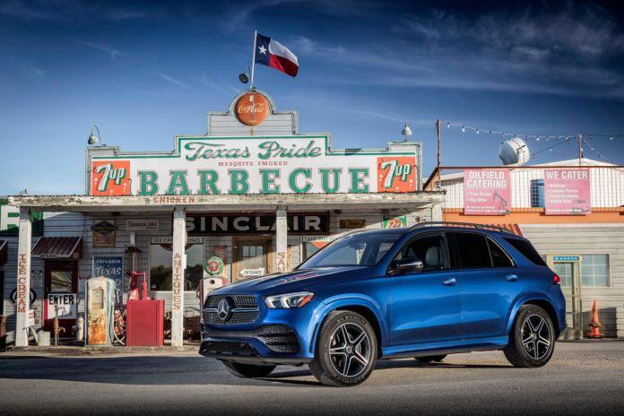 Nuovo Mercedes GLE prezzi USA