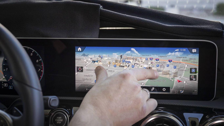 Mercedes MBUX Classe A 2018: alla scoperta del nuovo sistema di infotainment