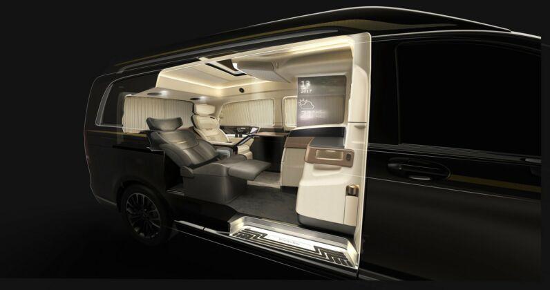 Italdesign Vulcanus Mercedes Classe V