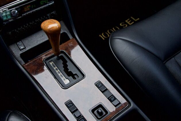 Mercedes 1000 SEL Brabus Bring a Trailer
