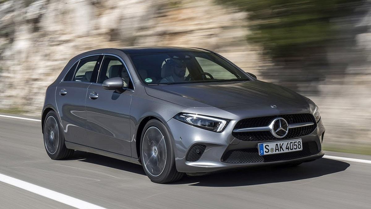 Mercedes A 180 2019 ufficiale Australia