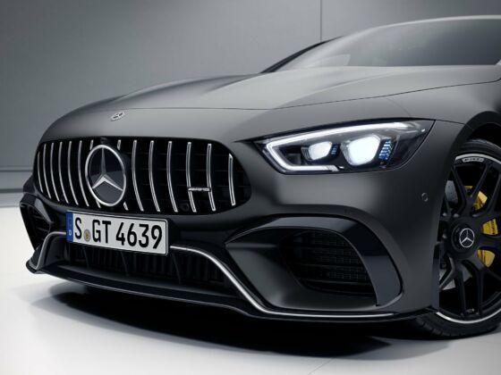 Mercedes AMG GT 4 porte kit aerodinamico