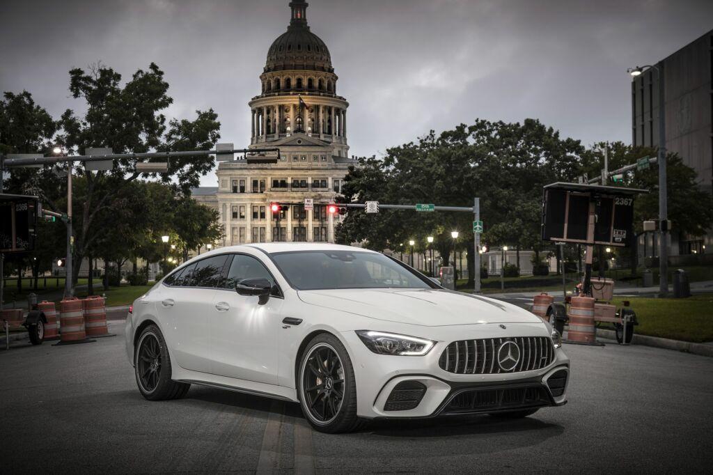 Mercedes-AMG GT Coupé4 prezzi America