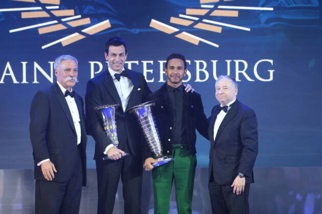 Mercedes-AMG Petronas Motorsport Campionato mondiale di Formula 1
